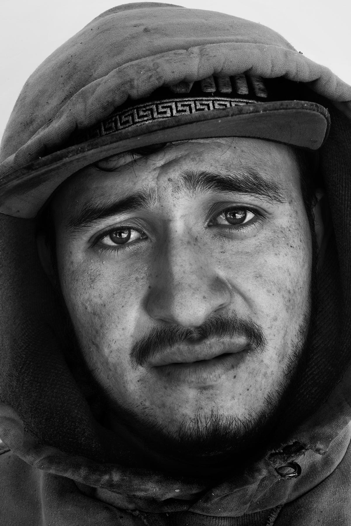 Rafael Amador, 21, Hidalgo, Mexico.