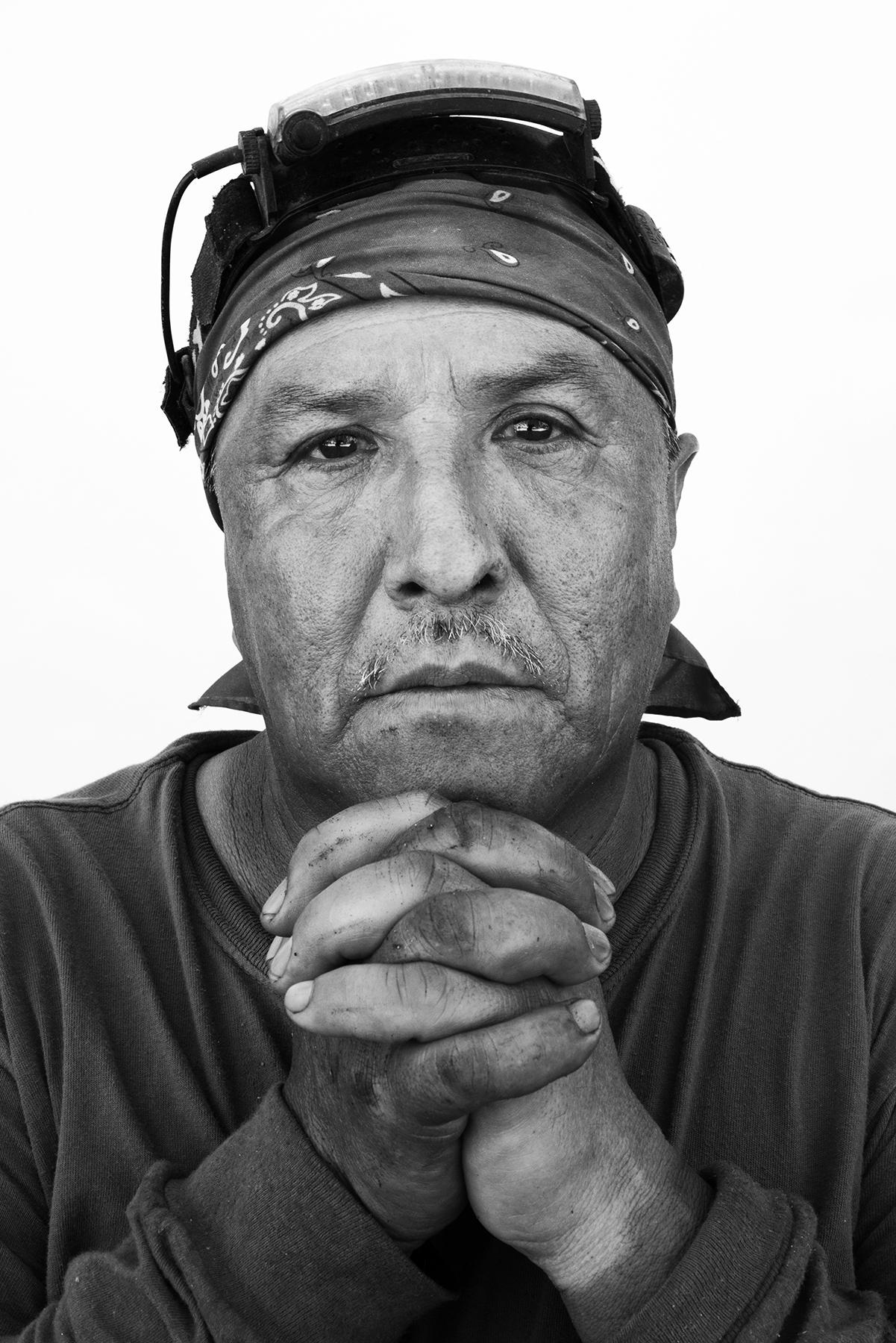 Jorge Chavez, 54, Michoacán, Mexico.