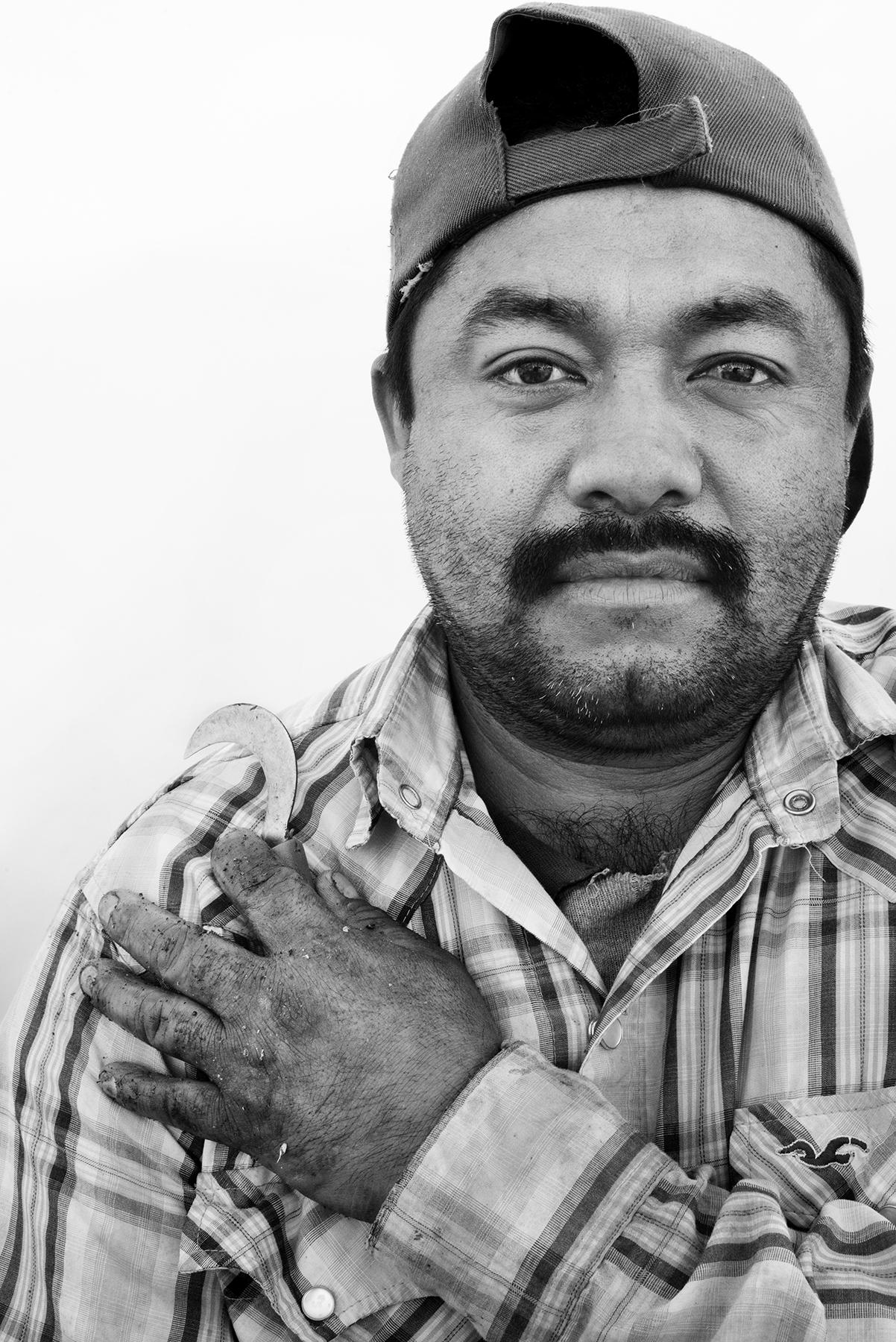 Nacio Lopez Garcia, 39, Michoacán, Mexico.