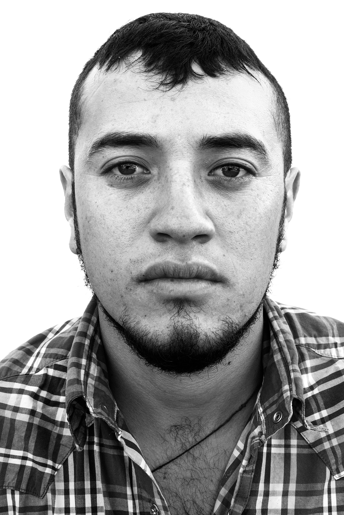 Eduardo Cardona, 22, Michoacán, Mexico.