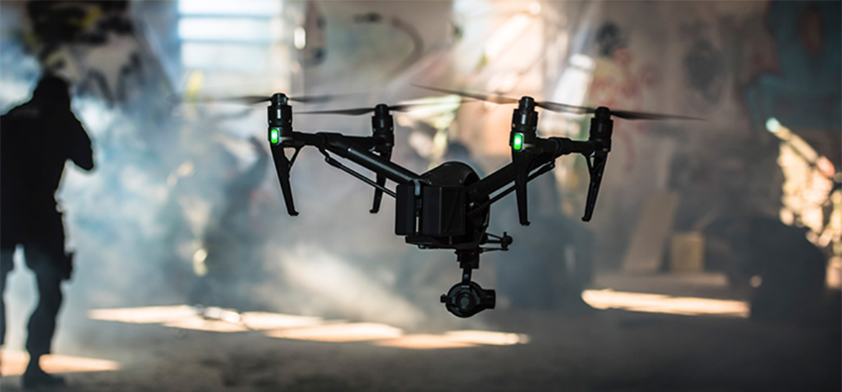 Premier Drone / UAV Aerial offers high end aerial cinematography services.