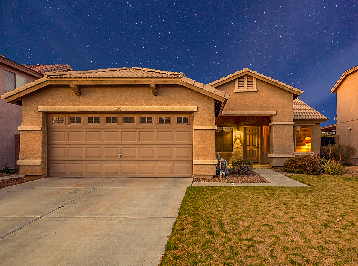 Twilight Photography - A twilight image of a home can really help viewers take that second look to see more of a home inside as well. If the outside is more appealing then they will have more curiosity to look at the other parts of the home.