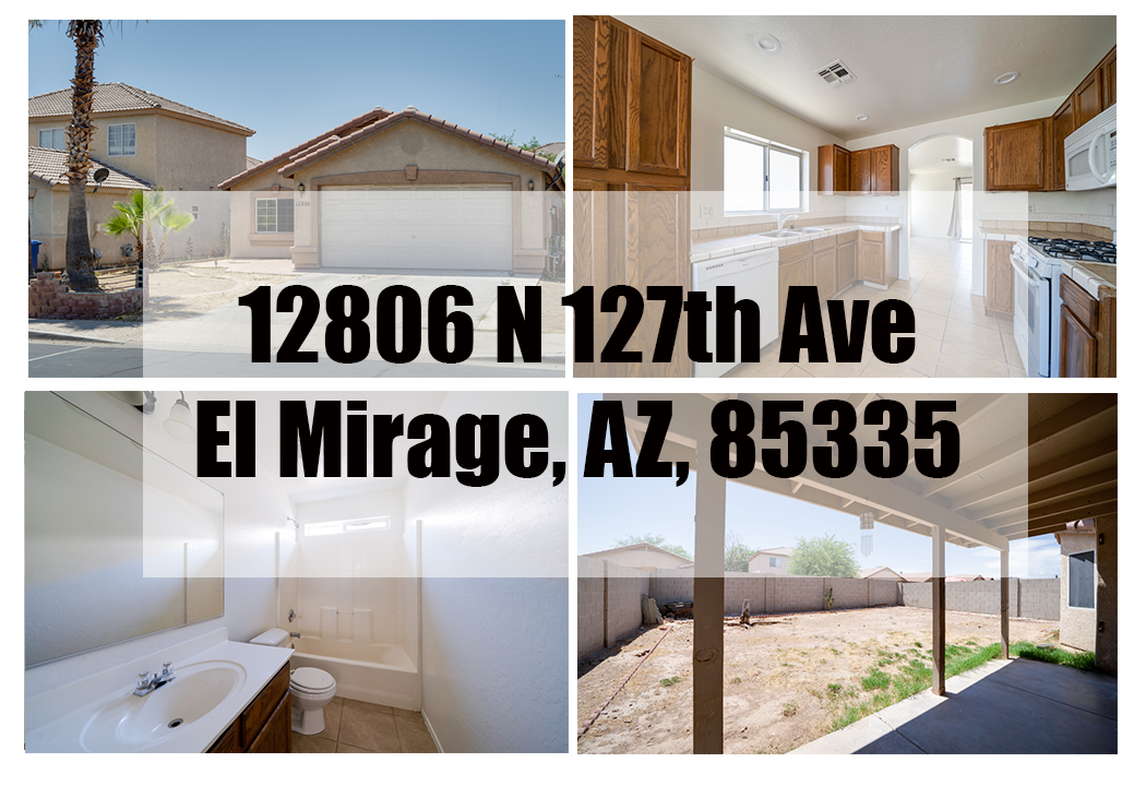 12806 N 127th Ave, El Mirage, AZ 85335