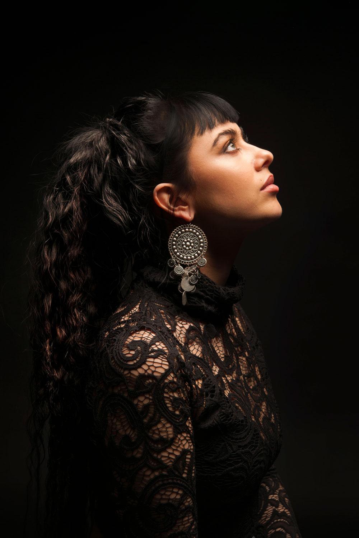 Self-Portrait in the Studio -