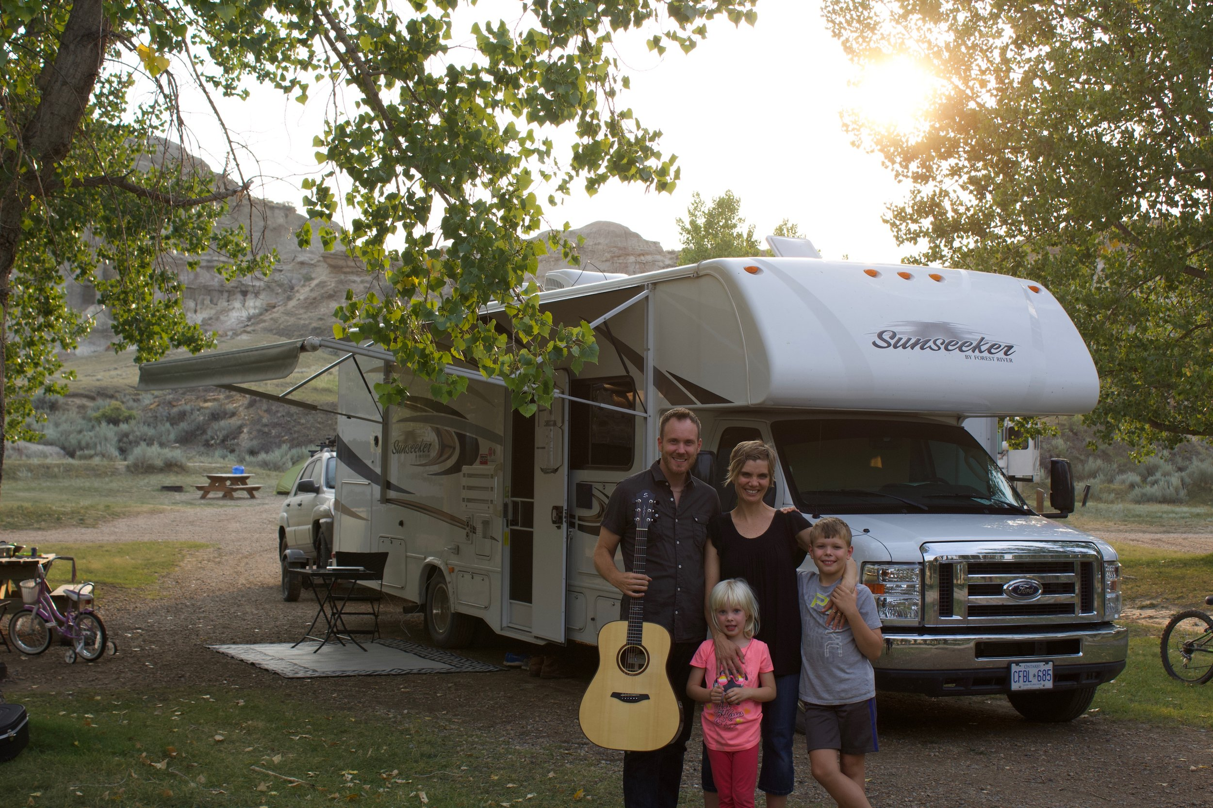 Familiy with Mabel in Alberta..jpg
