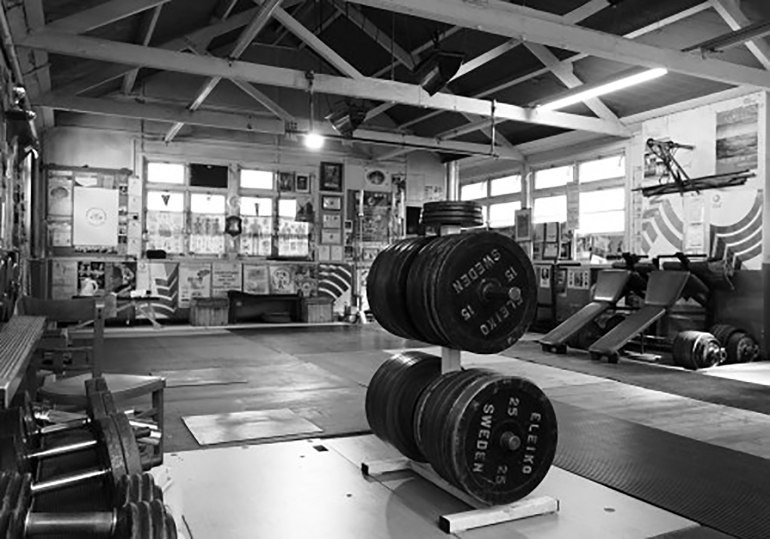 Facilities - our TRAINING ENVIRONMENT…