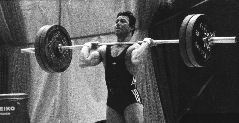 Hackney Olympic Weightlifting Club London Coach Pat