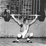 Hackney Olympic Weightlifting Club London Mark