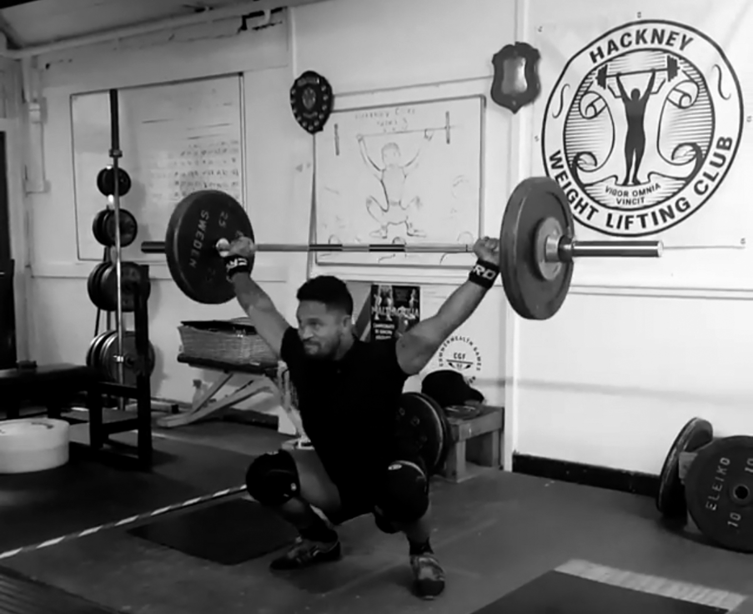 Olympic Weightlifting Classes… -