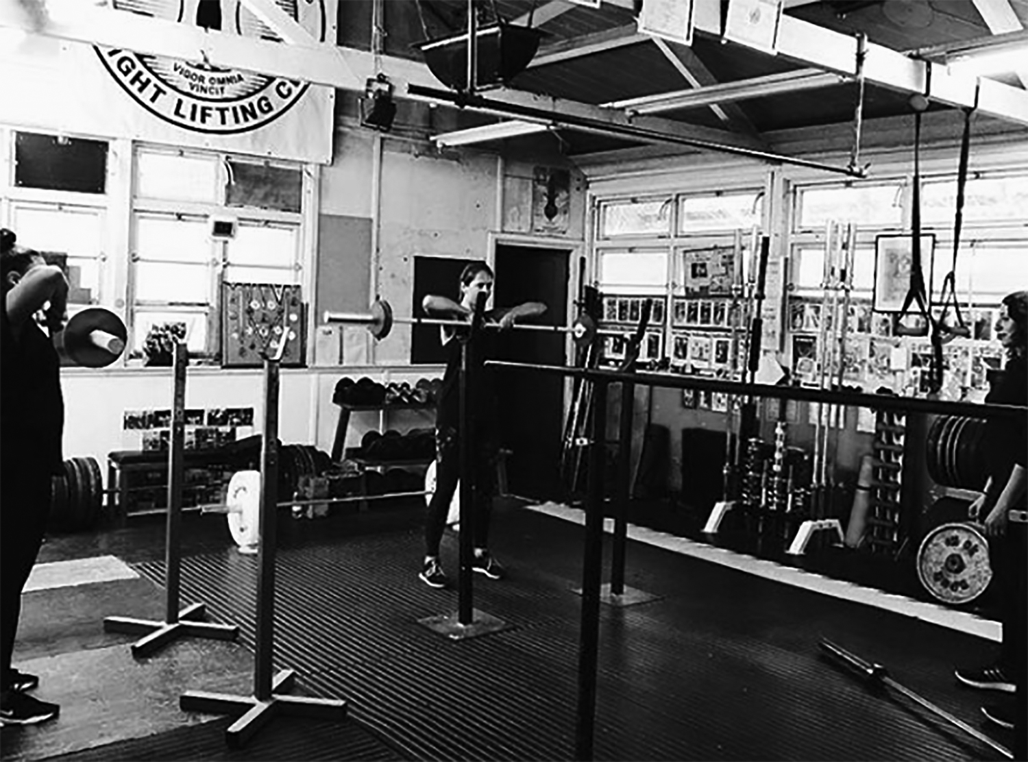 Intro to Barbells —Women Only Classes… -