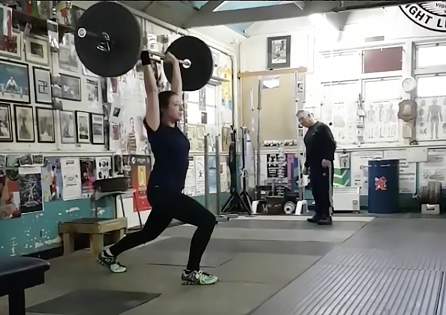 Hackney Olympic Weightlifting Club London Personal Training