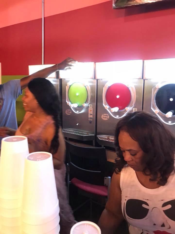 The Velvet Freeze daiquiri flavor machines