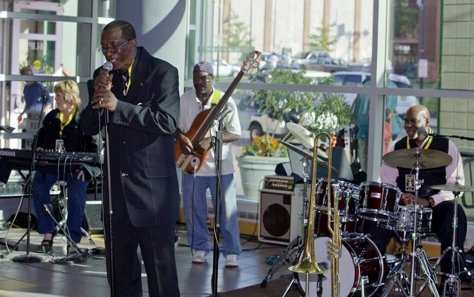 American Jazz Museum Live Band
