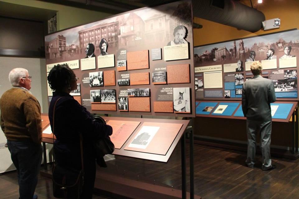 Black Archives of Mid-America - Exhibit