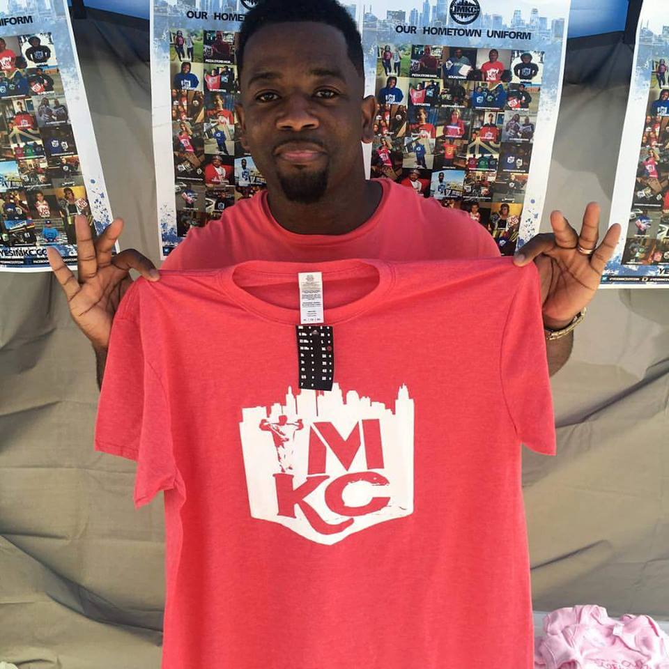 IMKC Clothing Company - Red Shirt