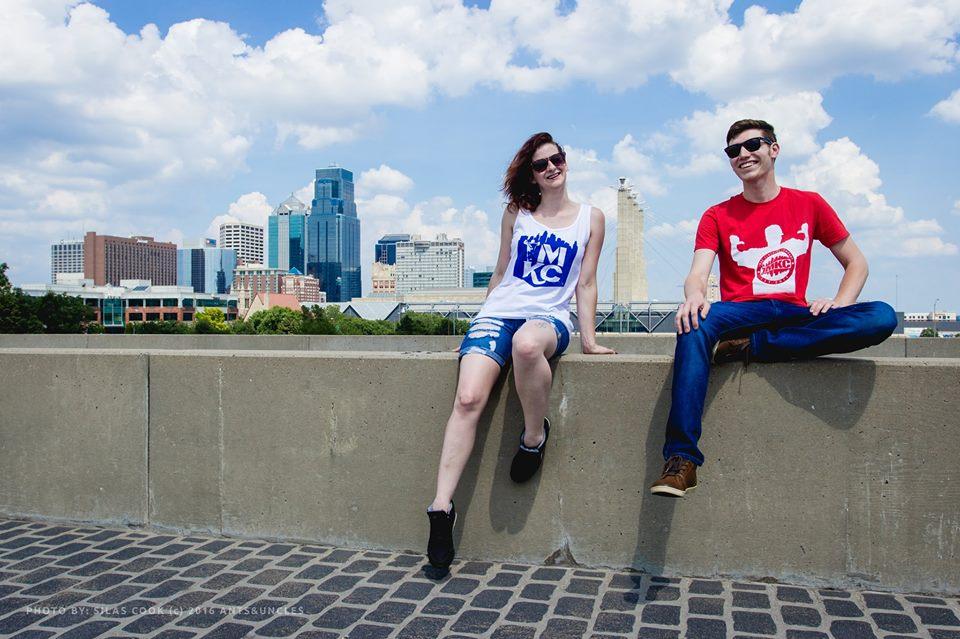 IMKC Clothing Company - Kansas City Photoshoot