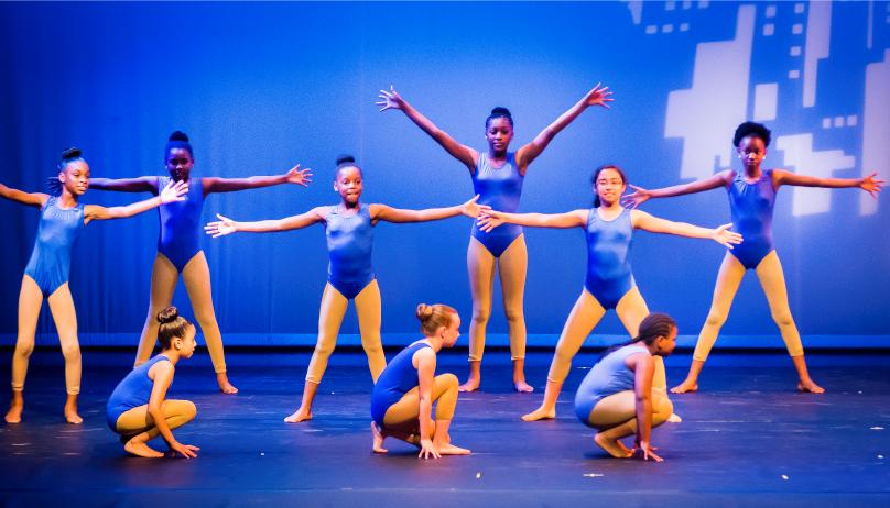 Kansas City Friends of Alvin Ailey- Women Dancers