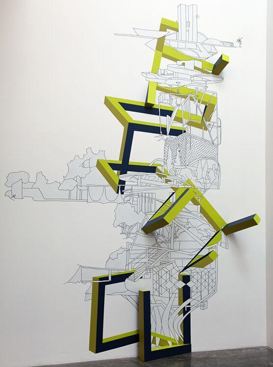 Block Plan Series: Noyes, Lautner, Niemeyer