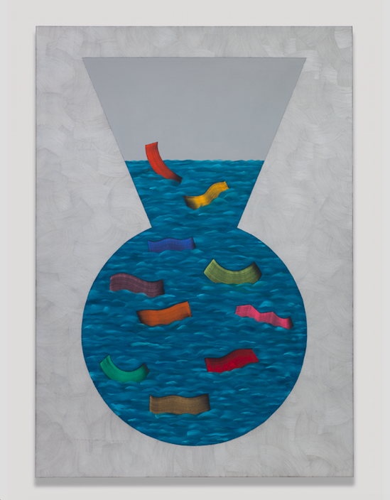 Vessel (with Fish)