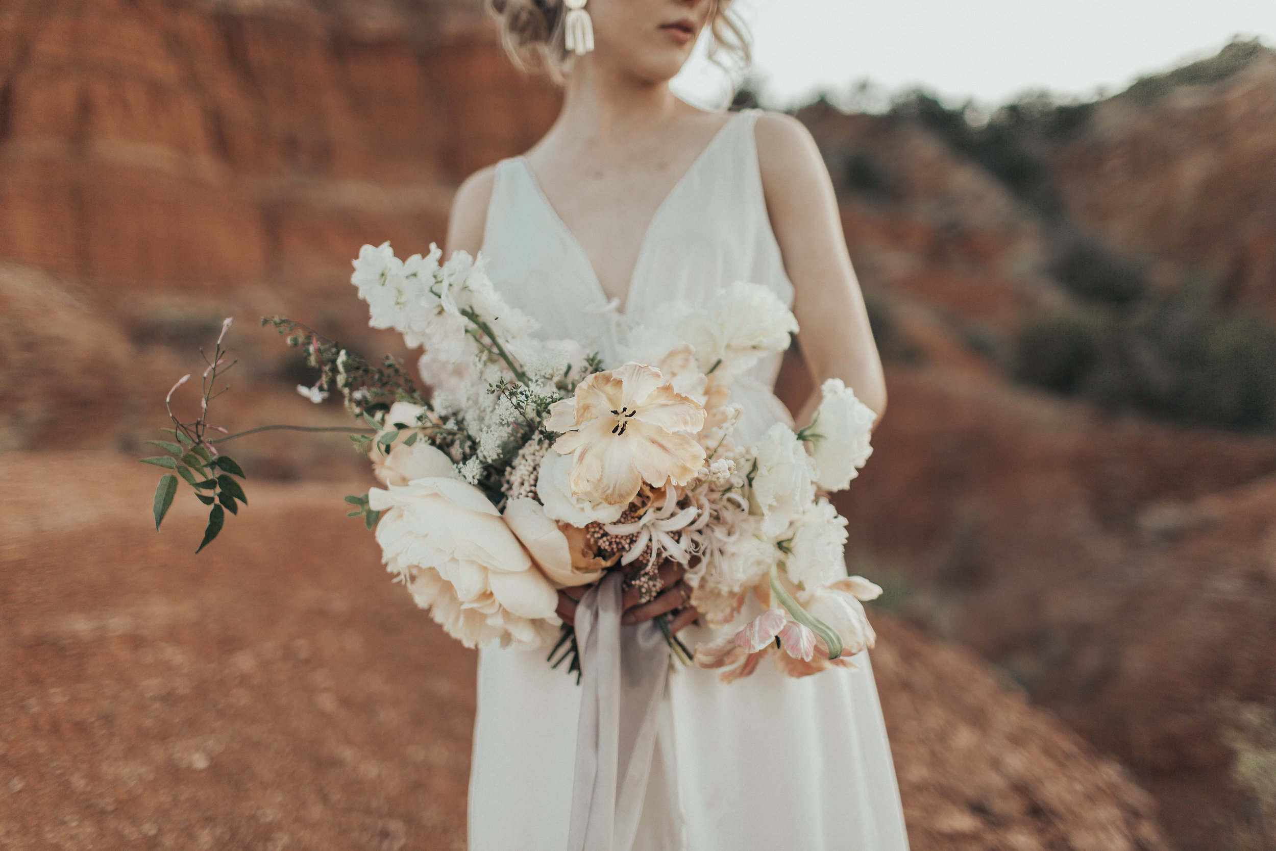 Natural Styled Elopement -