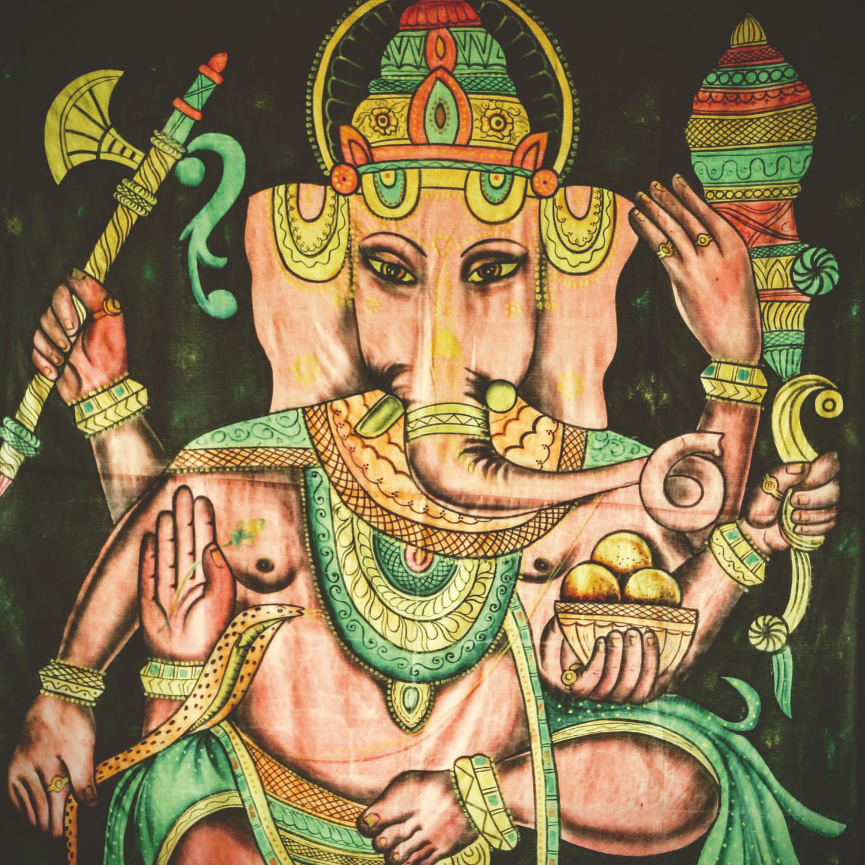 Ganesha, Taken at Benaulim, India