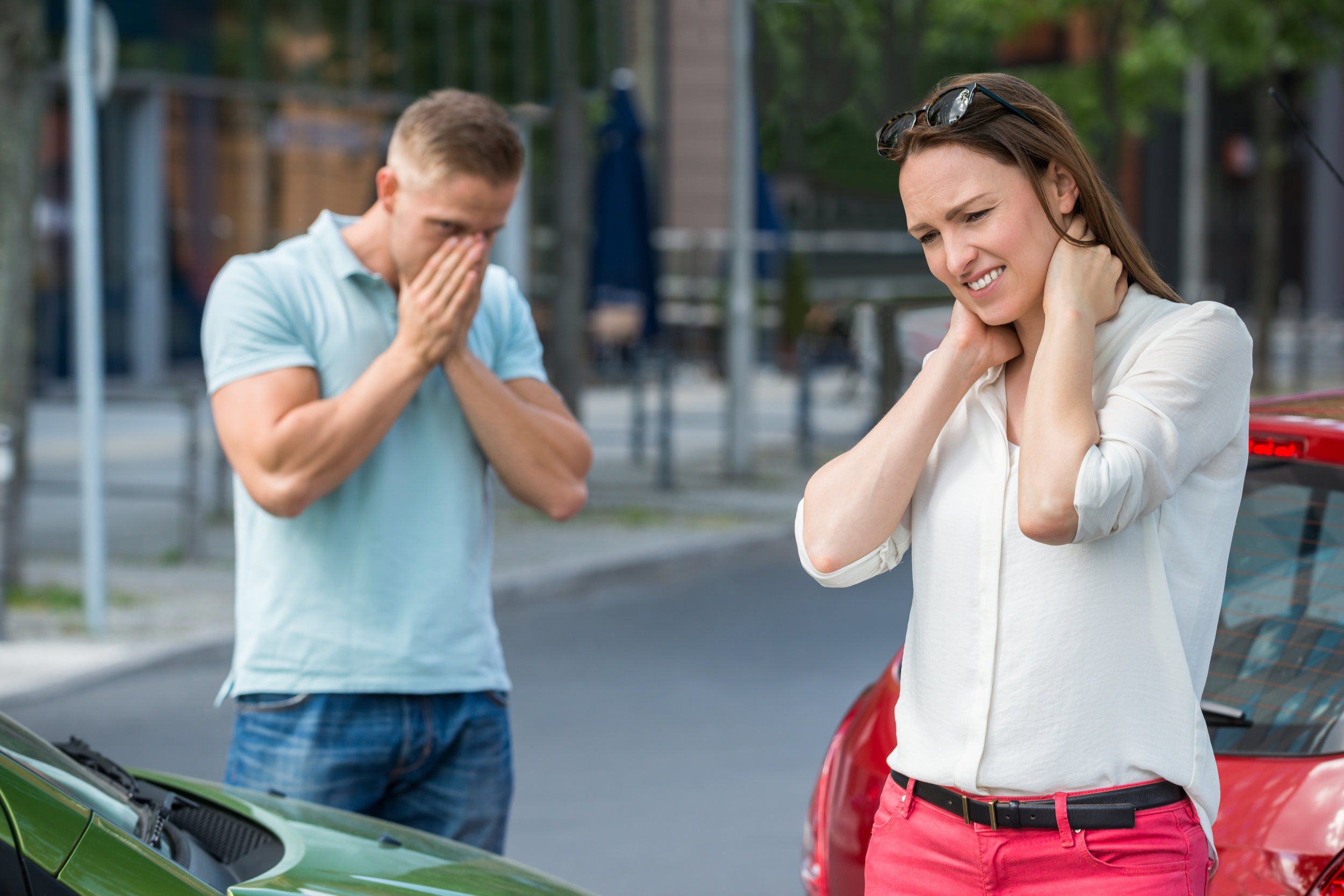 Motor Vehicle Accident/Personal Injury -