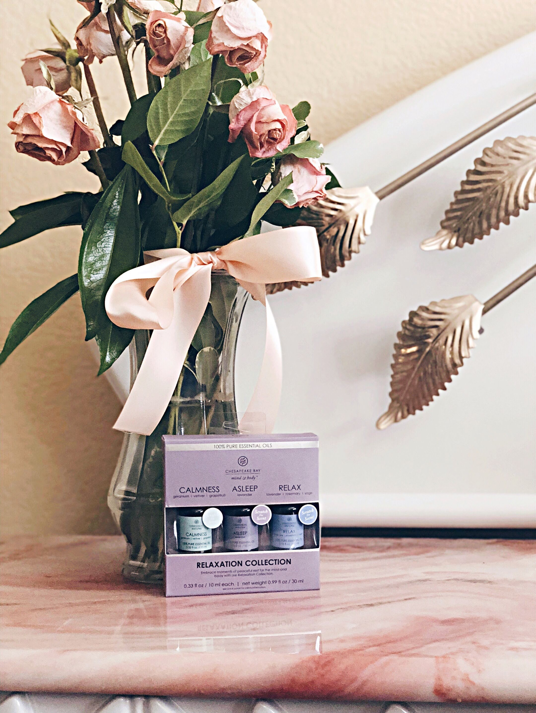 Relaxation Collection - Find your inner wellness & stimulate your sensesBalancing—Purifying—RelaxingCALMNESSLemon, Bergamot, Sweet Orange, Clove, Grapefruit, Petitgrain, Lavender, Vetiver, Ginger, Fir, Cinnamon, Geranium.ASLEEPLavenderRELAXSage, Rosemary, Cedarwood, Lavender, Patchouli, Clary Sage, Chamomile