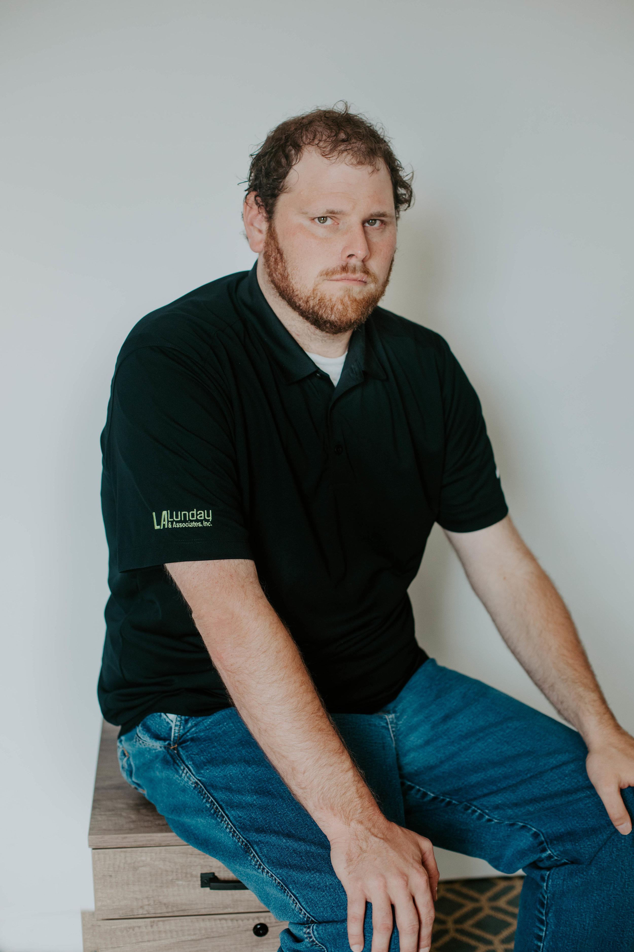 Brett Lunday    Office Clerk