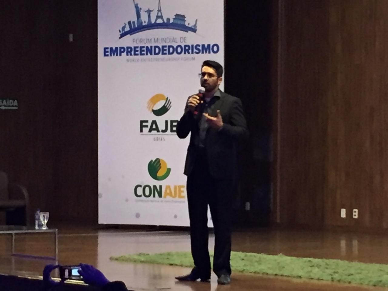 Fabrício Silva - CTO da Sensr.IT