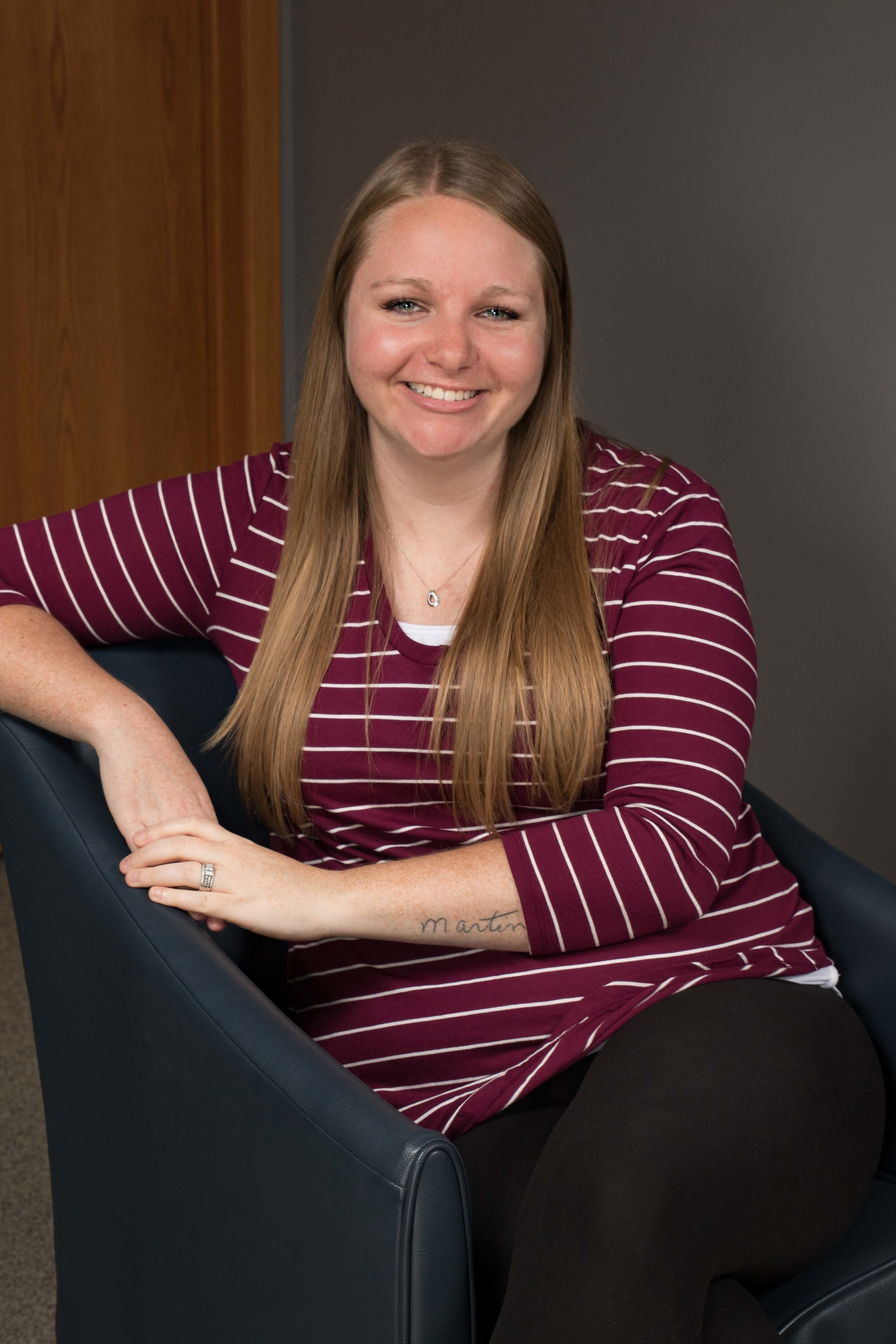 Ashley Hubbell - MSW, LICSW