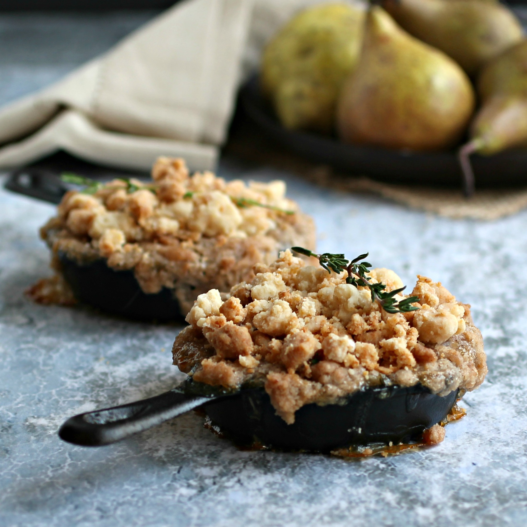 Pear and Thyme Crumbles Square.jpg
