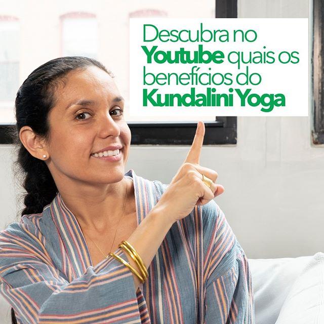 Você ainda tem dúvidas sobre o que é e se vale a pena praticar o Kundalini Yoga? 😉 ⠀ Boa parte dos meus seguidores me procuram para saber como o Kundalini Yoga vai transformar suas rotinas. Eu costumo dizer que o Kundalini Yoga só não funciona se você não quiser, de fato, ter uma vida mais feliz, calma e com propósito. ⠀ Agora, se você está percebendo que seus dias passam e você sente que falta algo para torná-los mais proveitosos, chegou a hora de inserir o Kundalini Yoga na sua vida. ⠀ No meu canal eu apresento seis dos principais benefícios do Kundalini Yoga. Assista agora mesmo acessando o link na minha bio! 😁 ⠀ #youtuber #youtube #kundaliniyogini #kundaliniyogi #kundaliniyoga #kundalini #yogavideo #yogateachertraining #yogafamily #yogatime #yogagram #yogateacher #yogapractice #yogaeveryday #yogainspiration #yogachallenge #yogalife #yogalove #yogaeverydamnday #yoga #meditacaodaluacheia #meditacaoativa #meditacaododia #meditacao #meditaçãoparacrianças #meditaçãoativa #meditaçãodiária #meditaçãododia #meditação