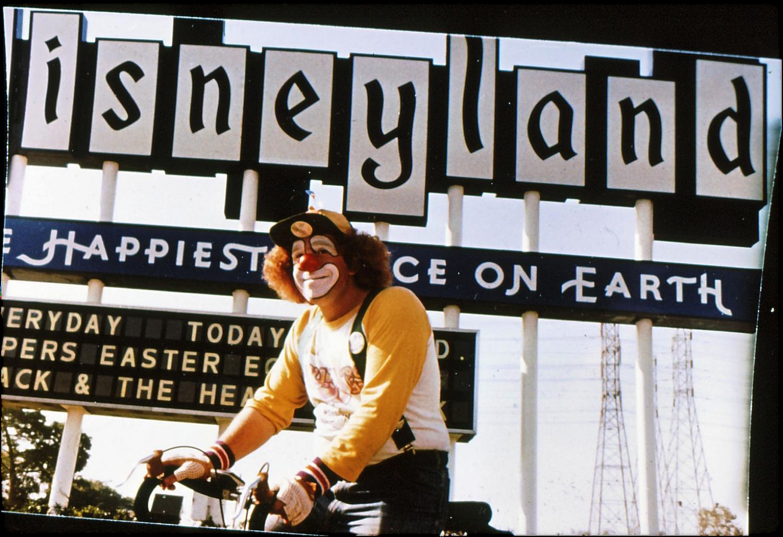 Disneyland: Anaheim, CA  April 1, 1983