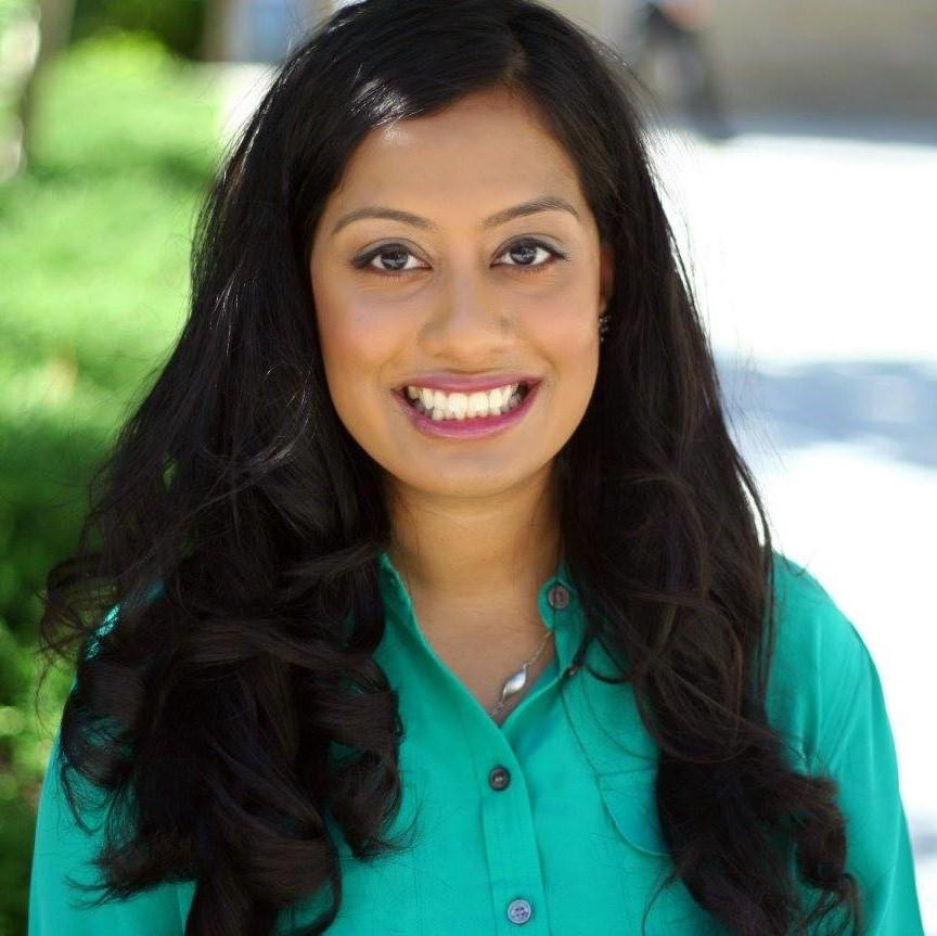 Nazia Sharfuddin - Co-Founder & Impact Strategist