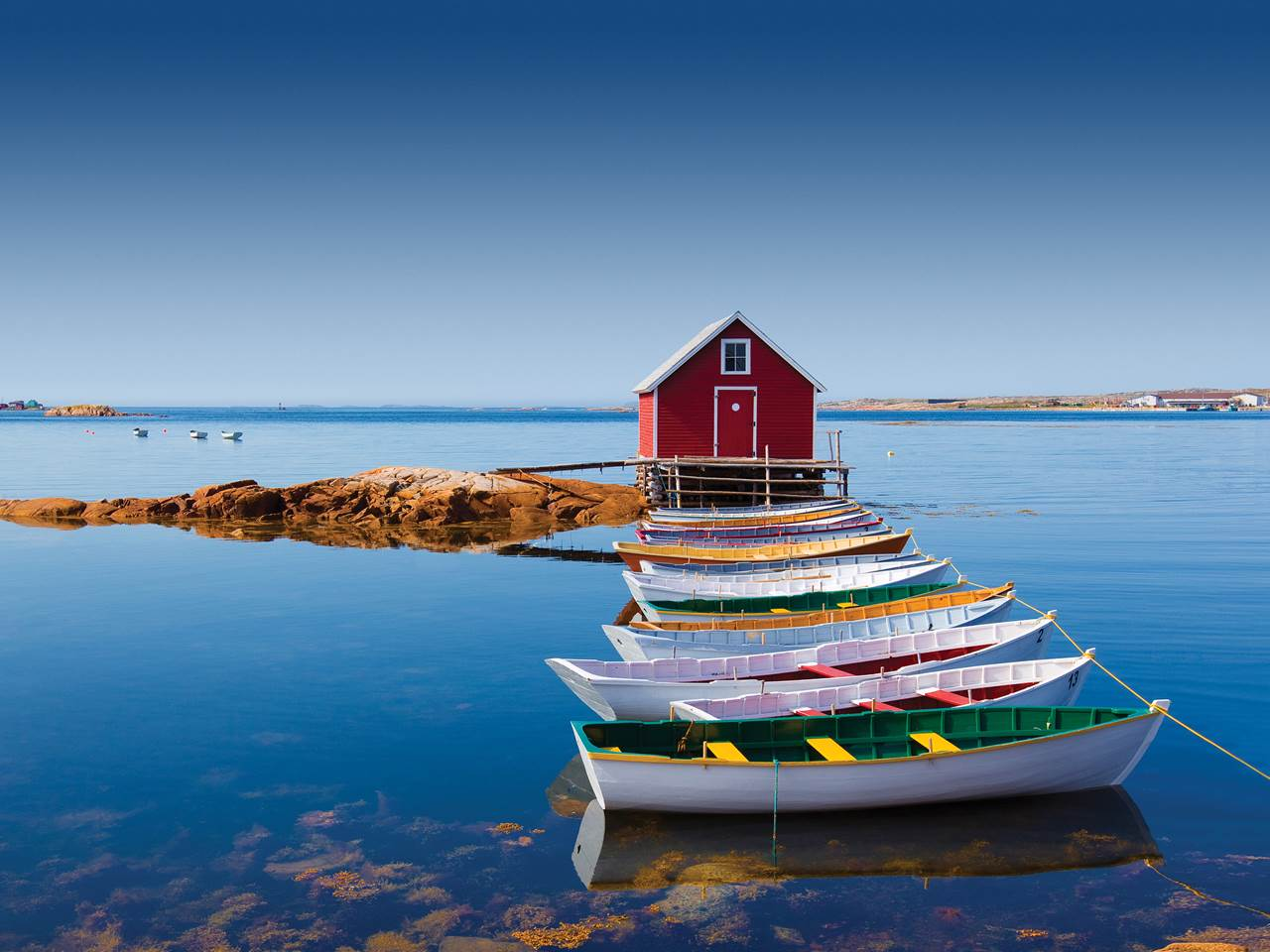 Fogo Island - Friday, May 31Details Coming Soon!