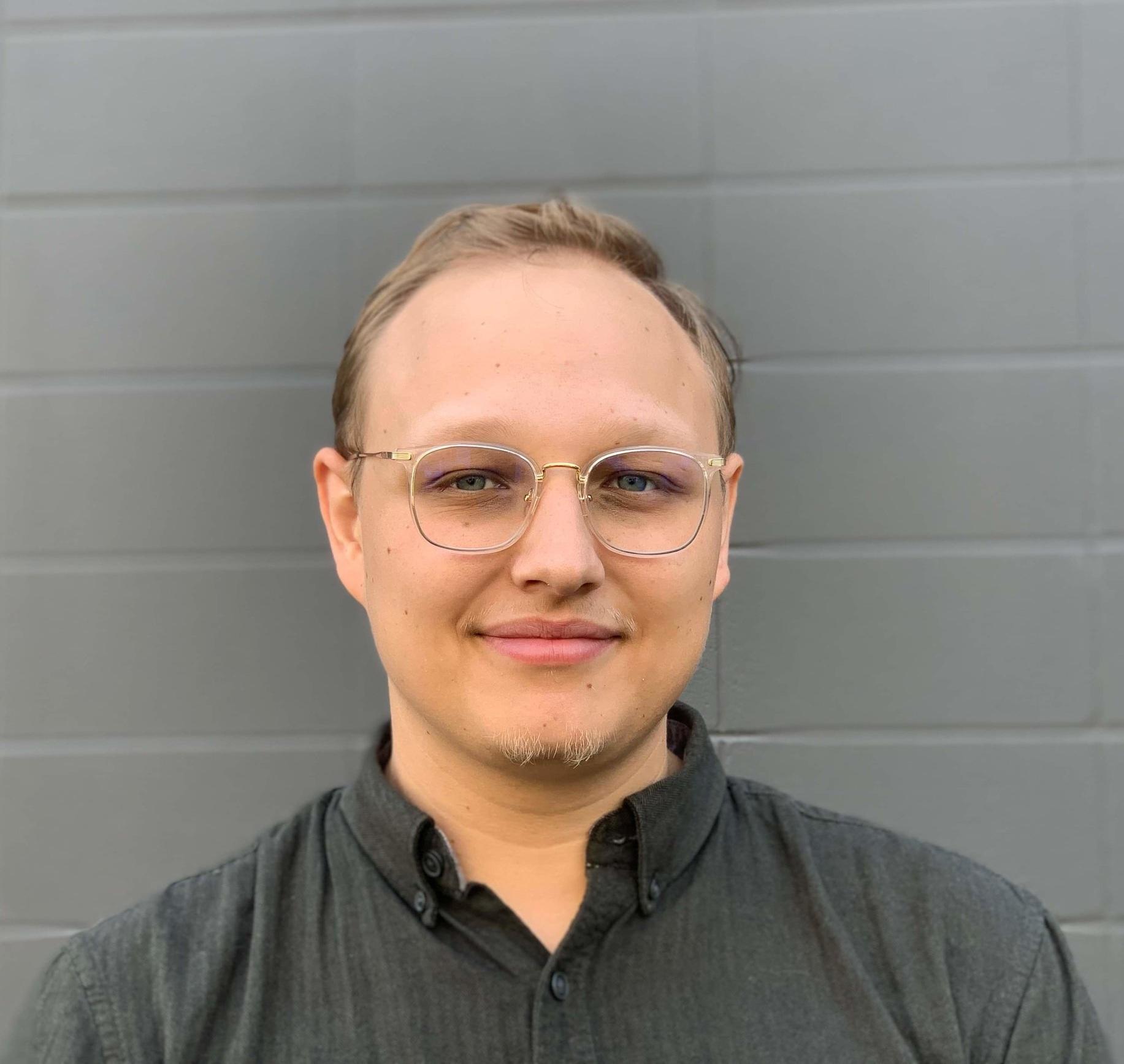 Colten Parker - Creative Director & Designer
