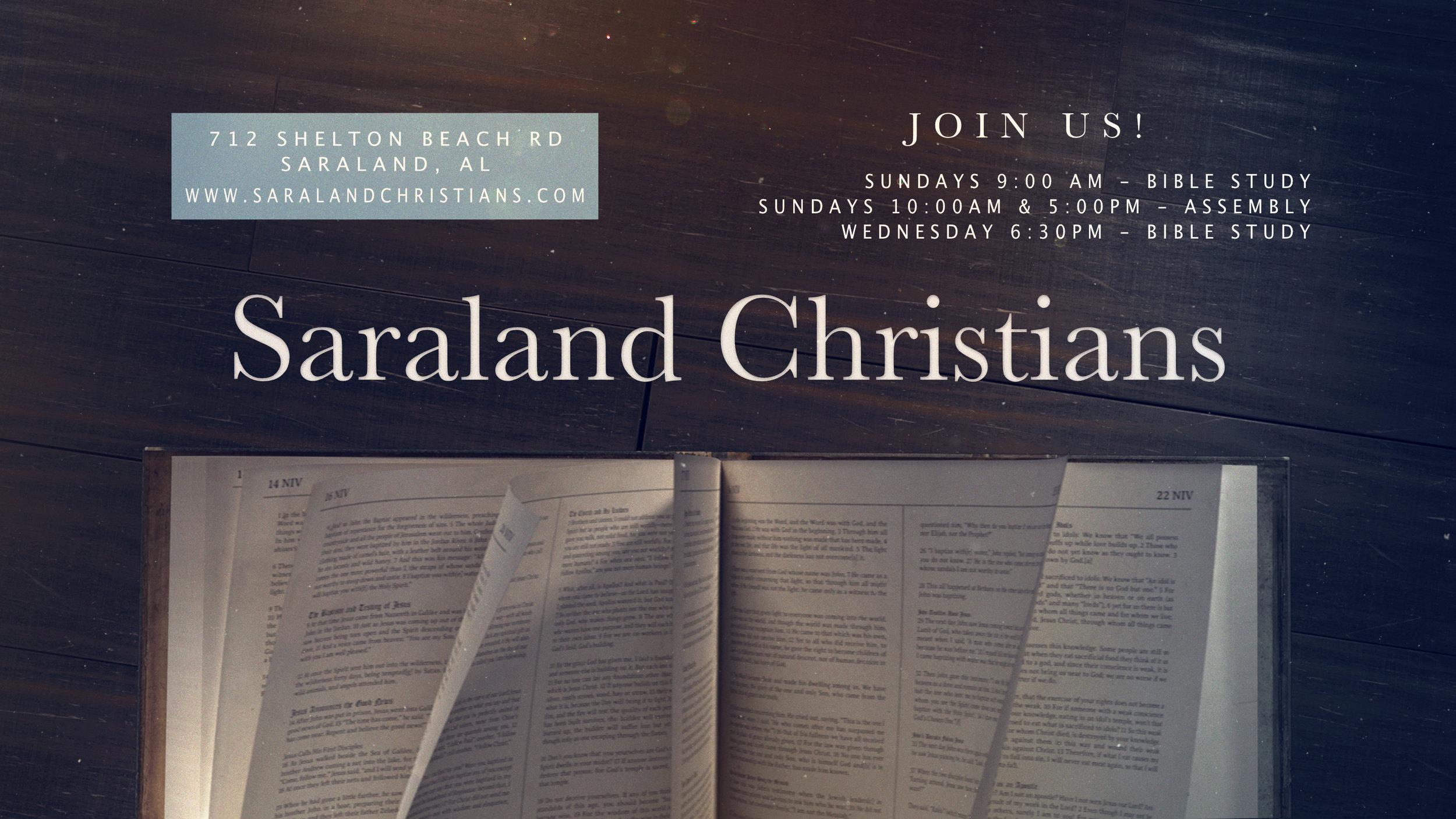 Saraland cover1.jpg