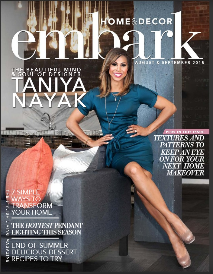 Embark Magazine - The Beautiful Mind & Soul of Designer Taniya Nayak