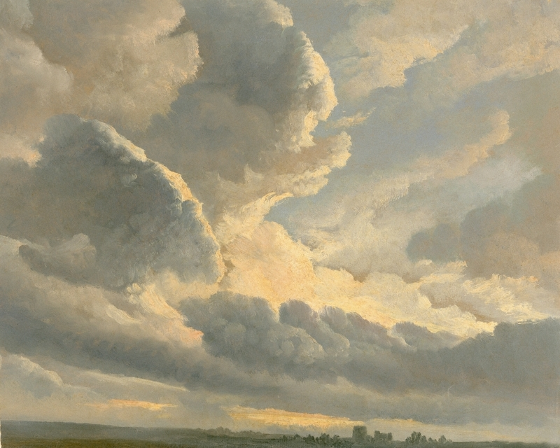John Constable's obsession with clouds illustrates a universal fascination.