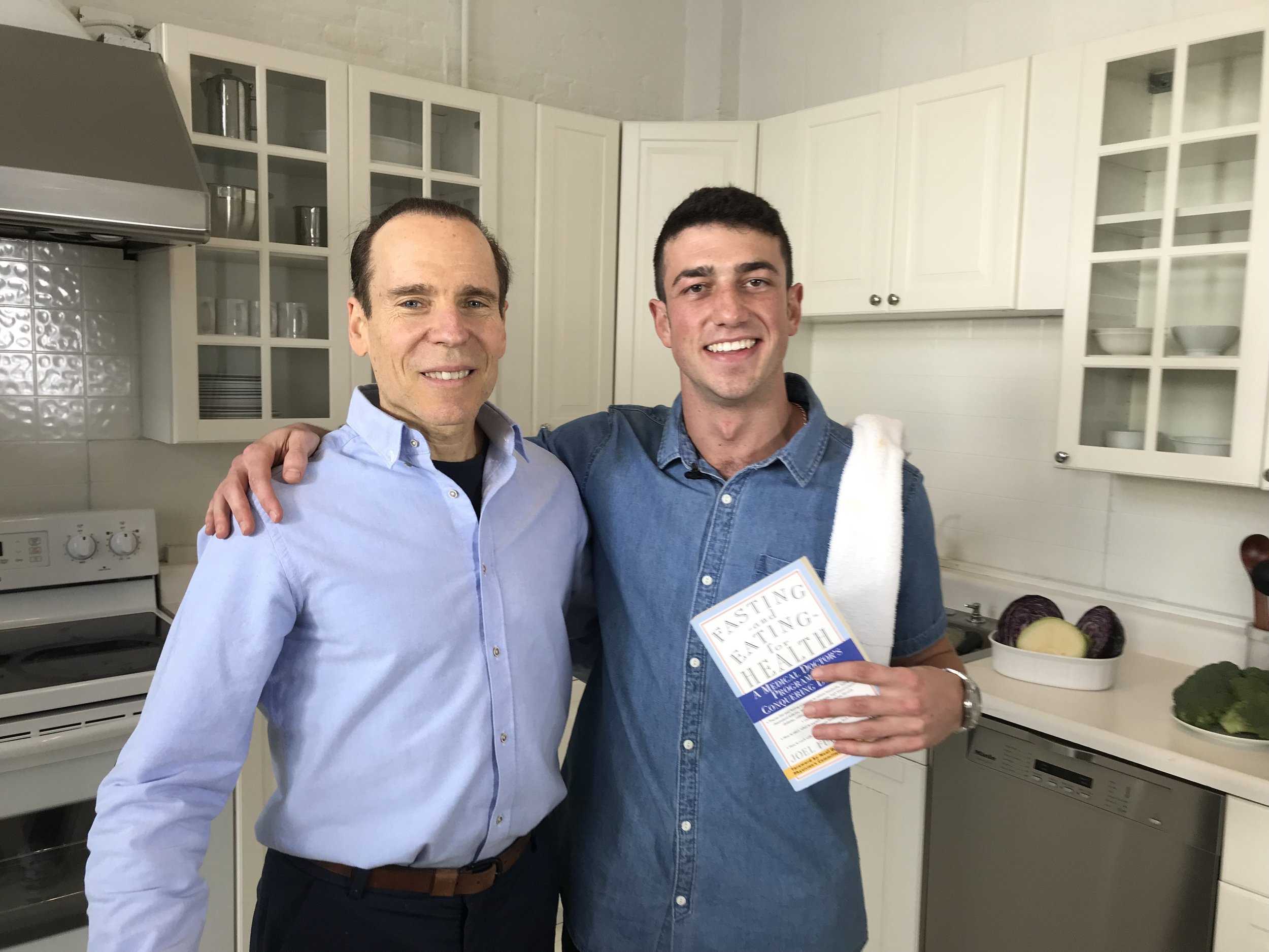 Episode 2: Eating to Live w/ Dr. Joel Fuhrman