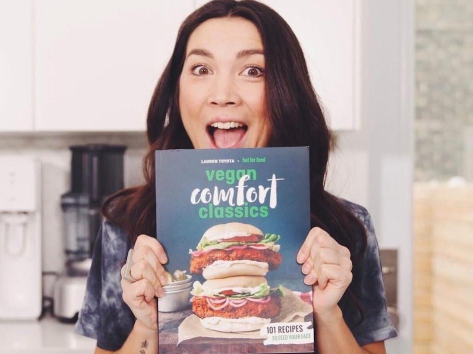 - Lauren ToyotaHot for Food