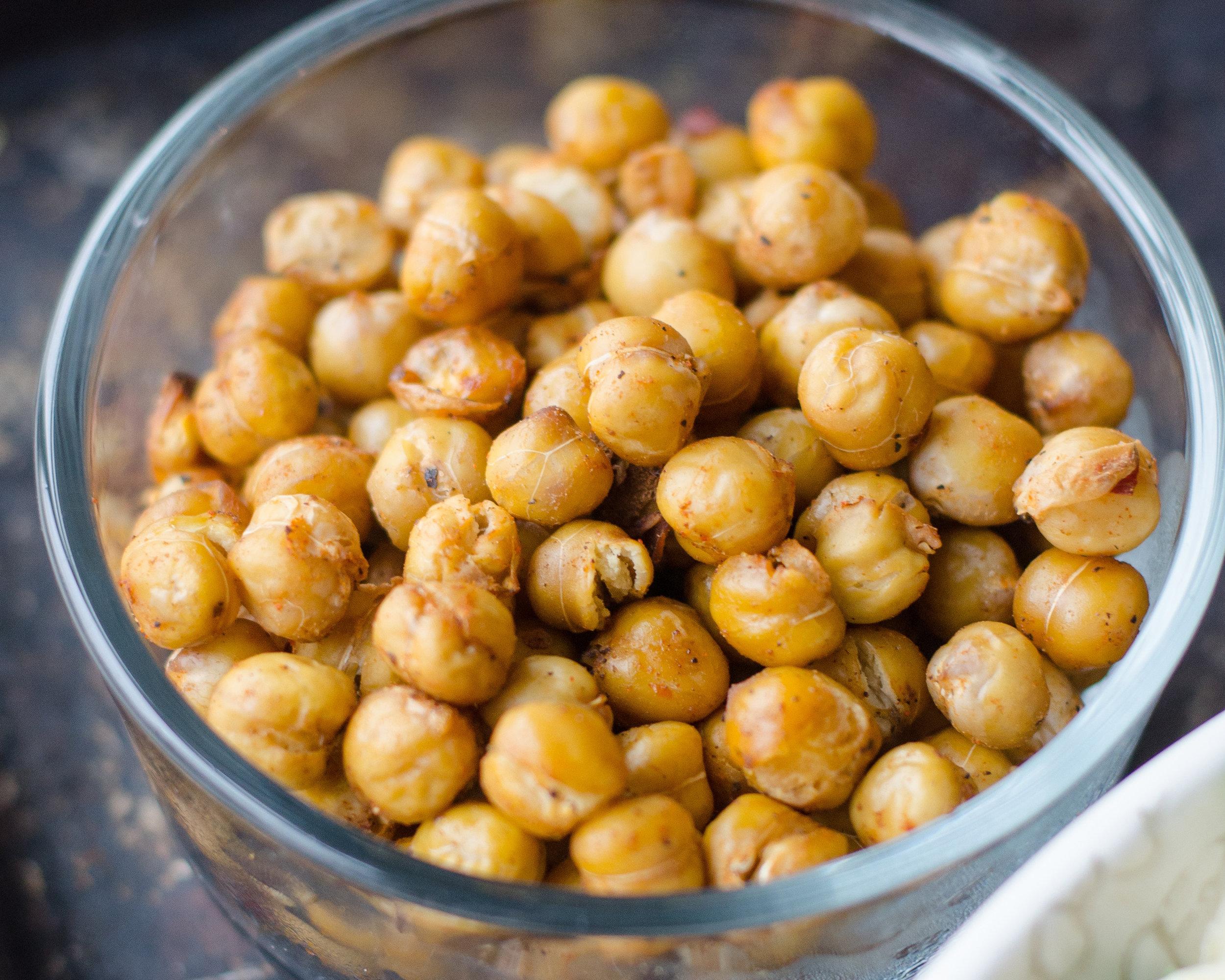 Dr. Fuhrman's Chickpea Popcorn