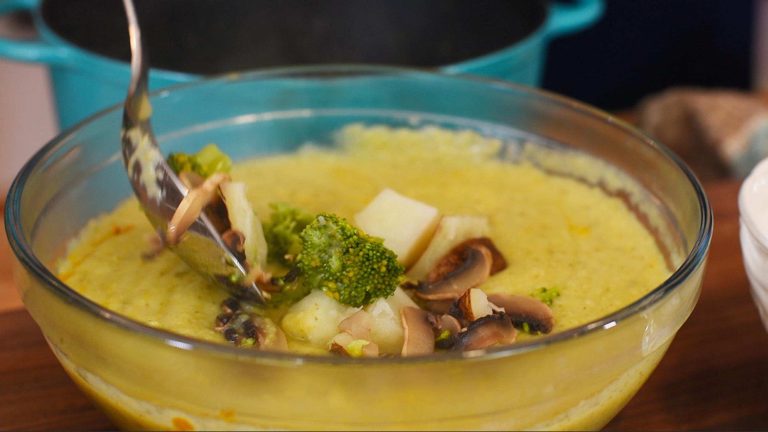 Brian's Broccoli Super Soup