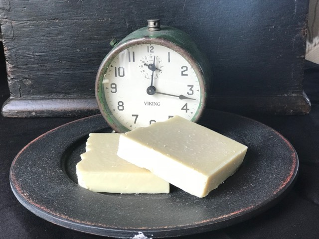 Coconut Milk Soap - Works wonderful for sensitive skin. Special scents may be ordered, minimum amount of soap is required.