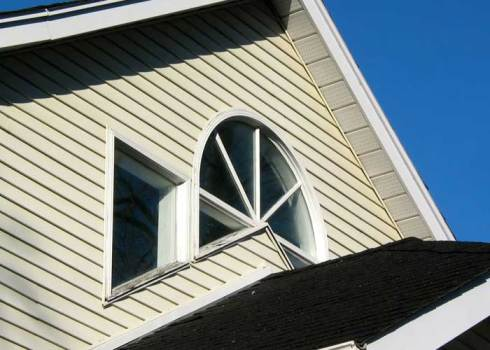 ARCHITECTURAL - Add some style and grace to your home with an architecturally designed window or custom shaped window. We can produce any custom size or shape out of maintenance – free PVC with construction.