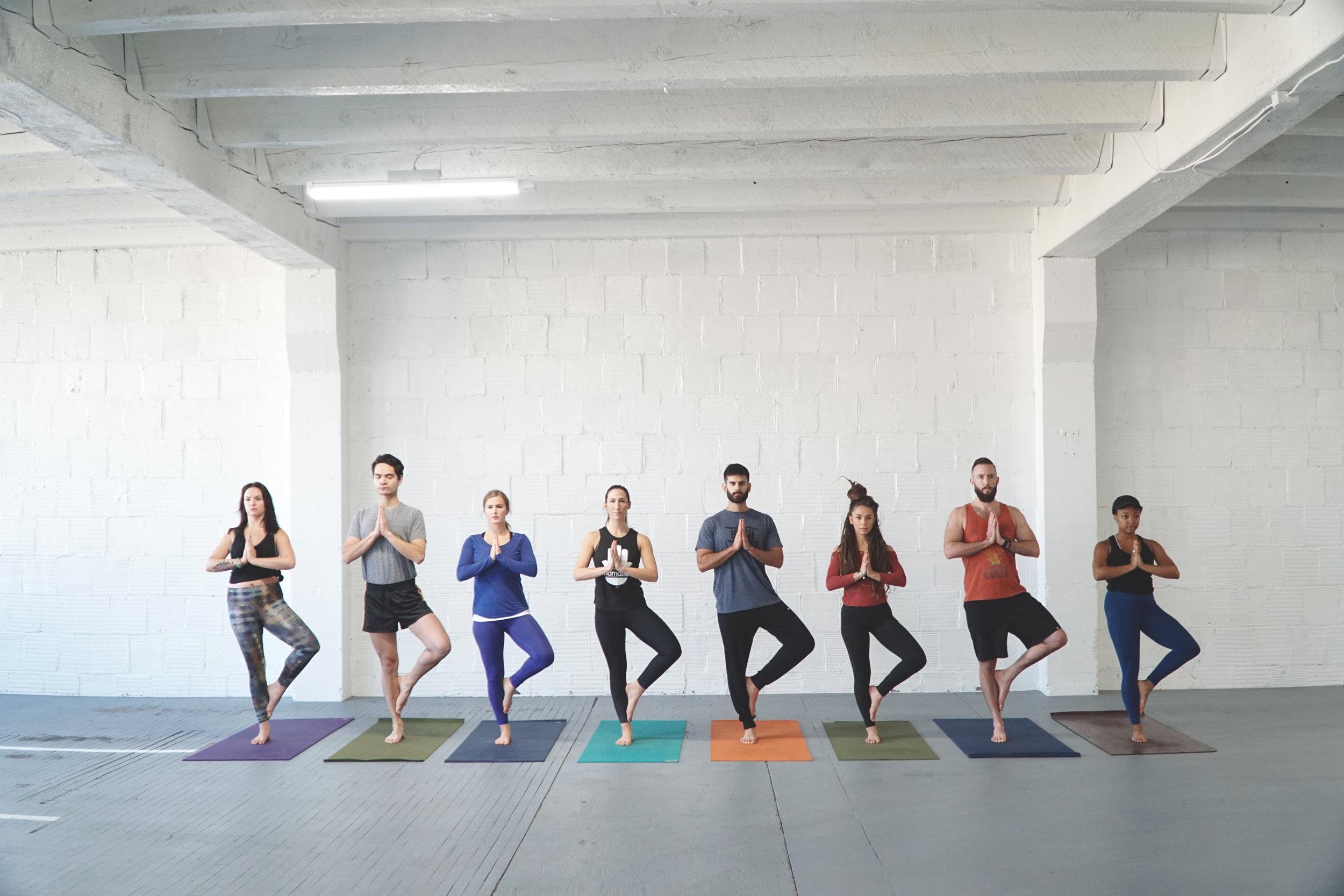 Mobile On Demand Yoga Instructor Tacoma Washington