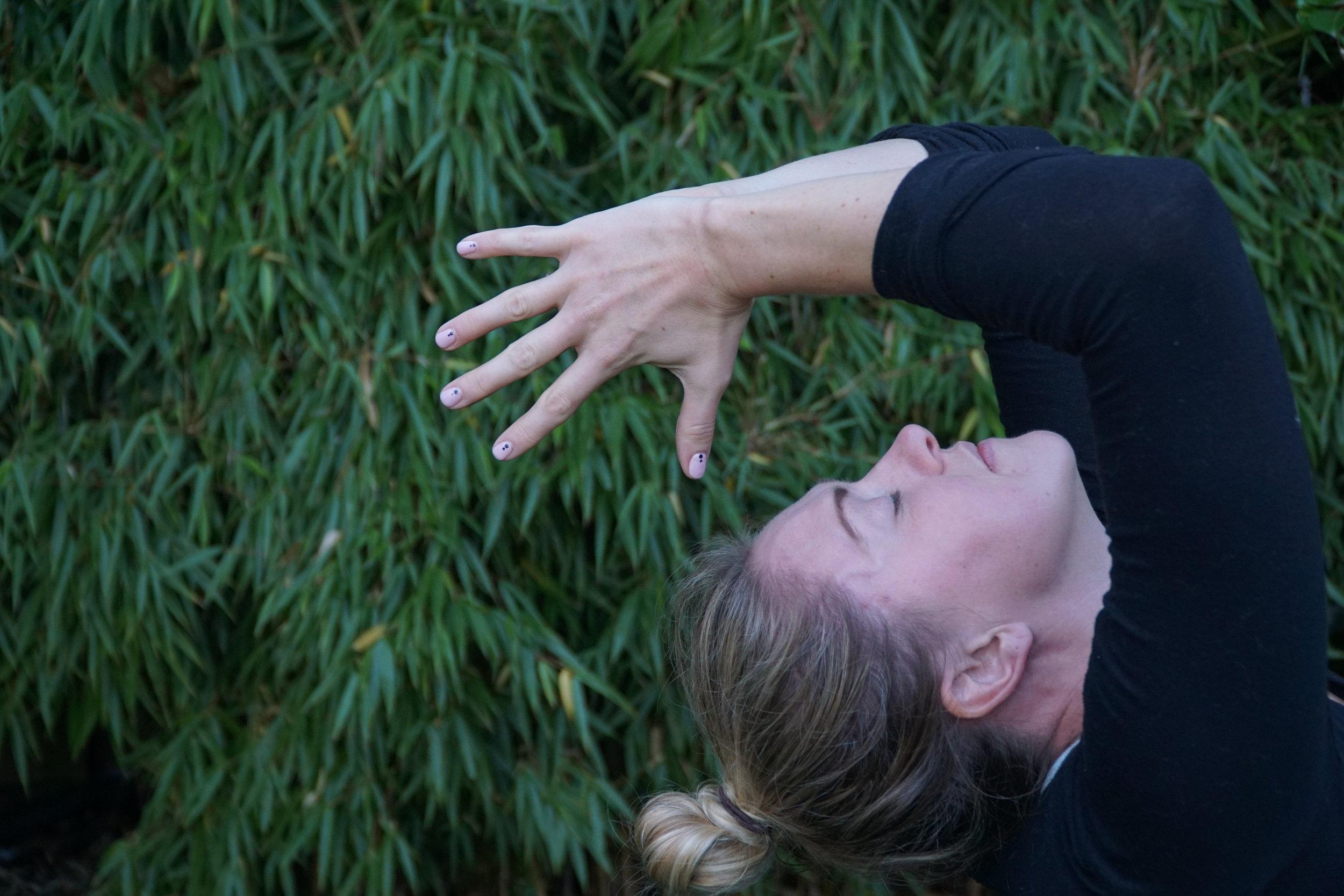 Yoga Meditation Nap Time