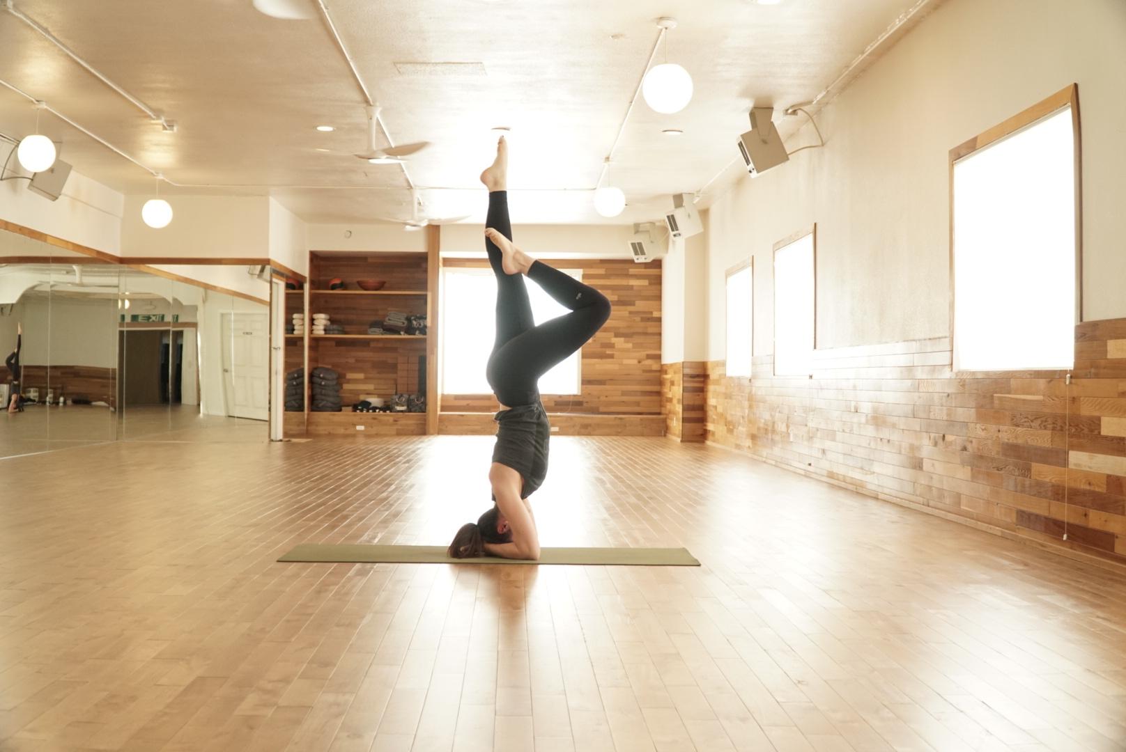 Expand Yoga Studio Tacoma Washington