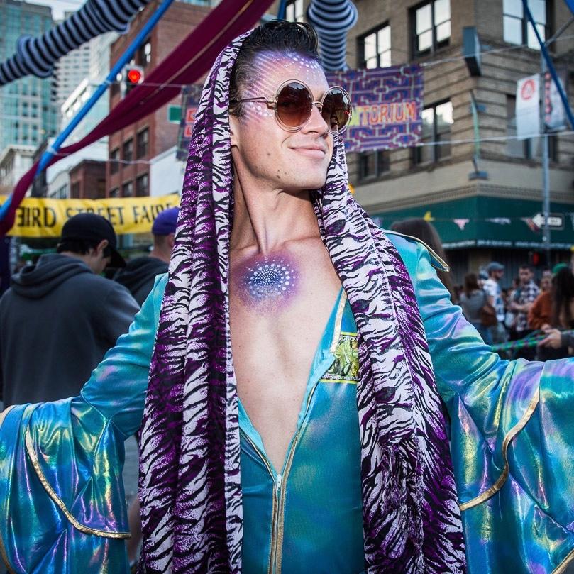 How Weird Street Fair 2015