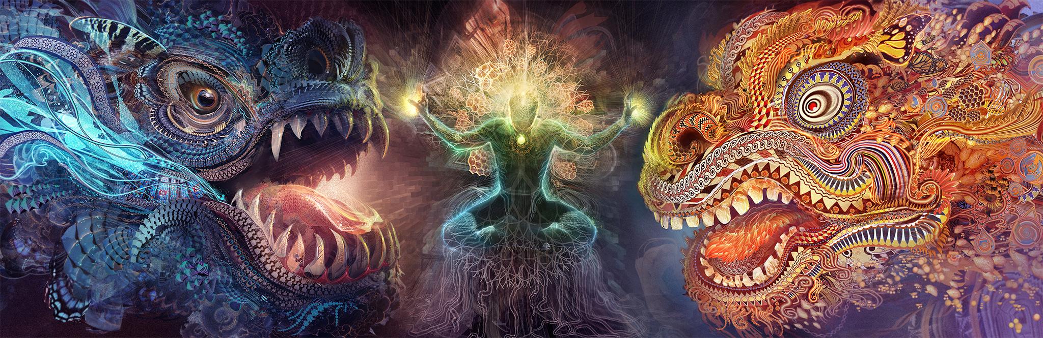 Harmony of Dragons